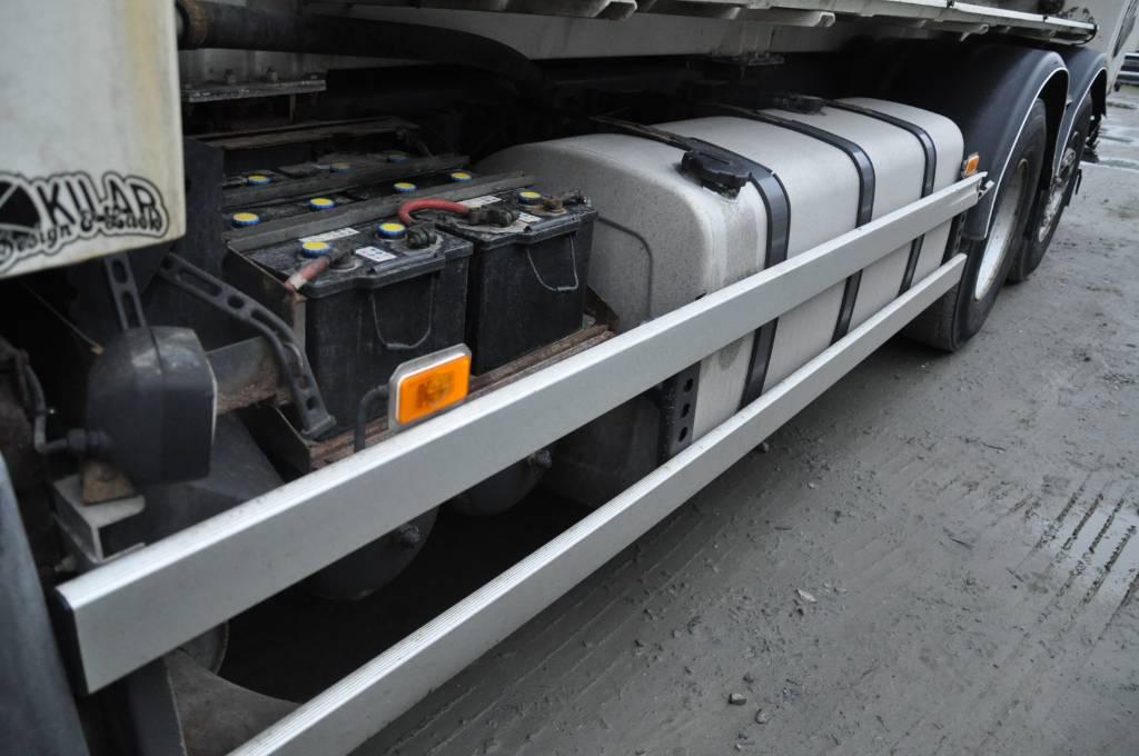 Volvo FH12 460 6X2, Tankbilar, Transportfordon