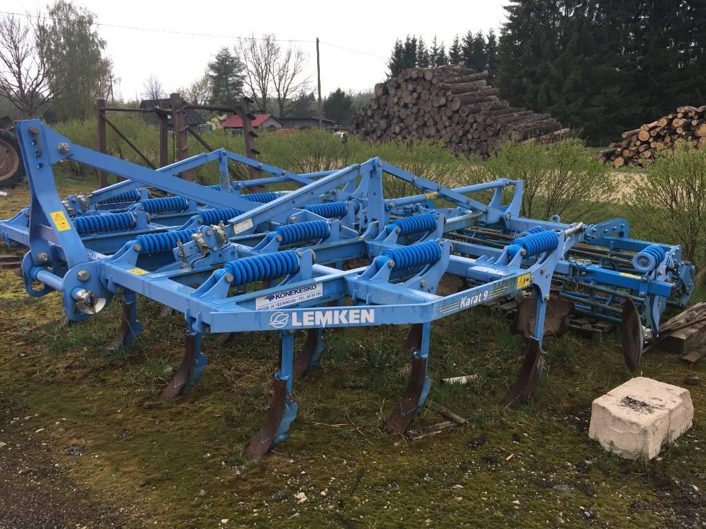 Lemken Karat 9/400, Kultivaatorid, Põllumajandus