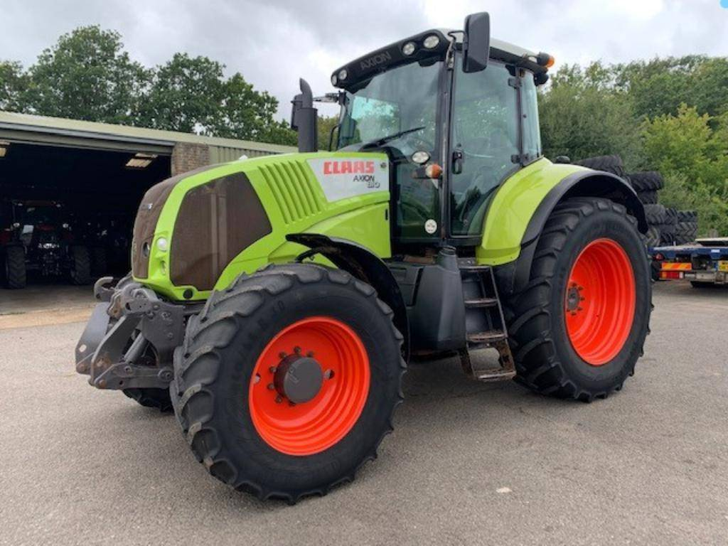 CLAAS 810 Axion, Tractors, Agriculture