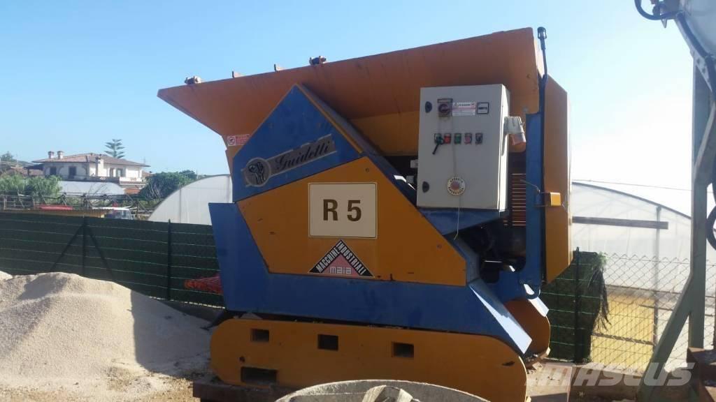 Guidetti MF450, Mobile crushers, Construction Equipment