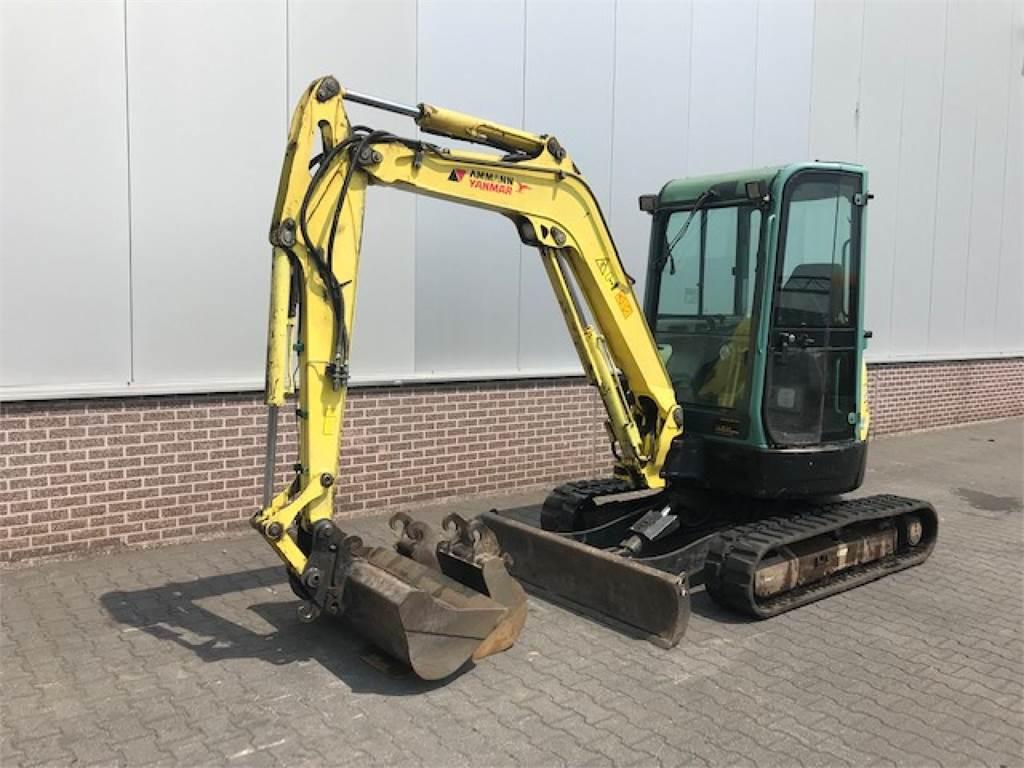 Yanmar VIO35 MIDIGRAVER, Mini excavators < 7t (Mini diggers), Construction