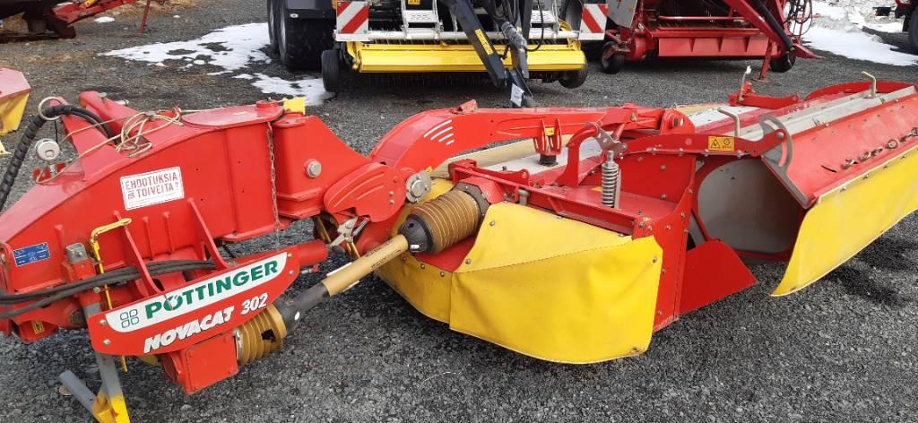 Pöttinger Novacat 302 ED niittomurskain, Niittomurskaimet, Maatalous