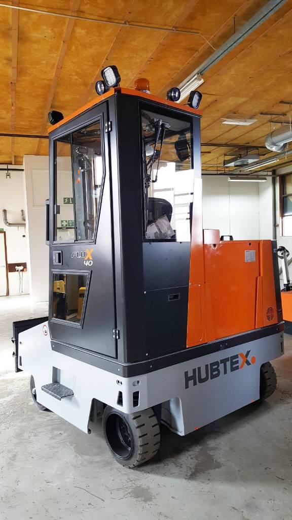 Hubtex FluX 40, Sähkötrukit, Materiaalinkäsittely