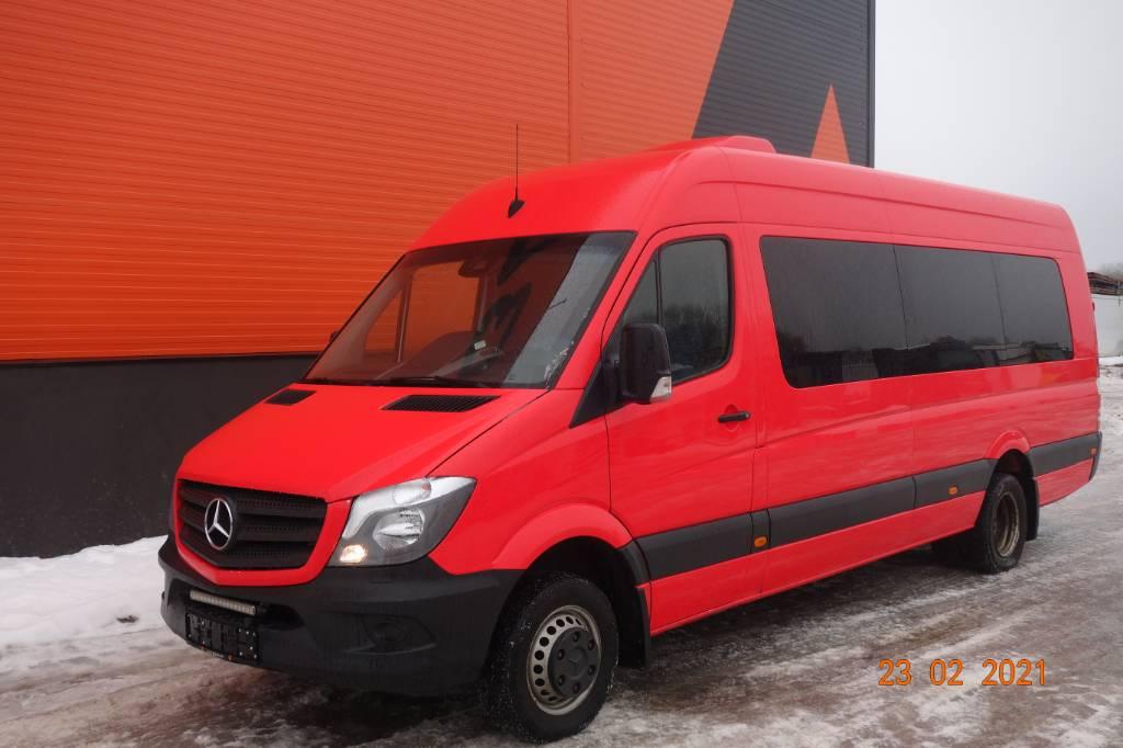 Mercedes-Benz 516 Cdi Invalift, Mini buses, Trucks and Trailers