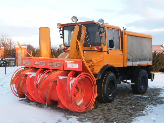Used Mercedes-Benz Unimog 406 sweepers Year: 1998 Price ...