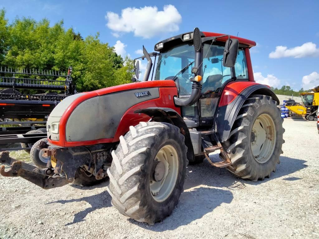 Valtra T170, Traktorid, Põllumajandus