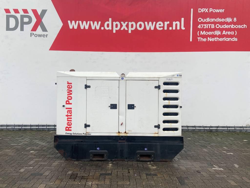 Sdmo R110C3 - John Deere - Stage IIIA - DPX-12363, Diesel generatoren, Bouw