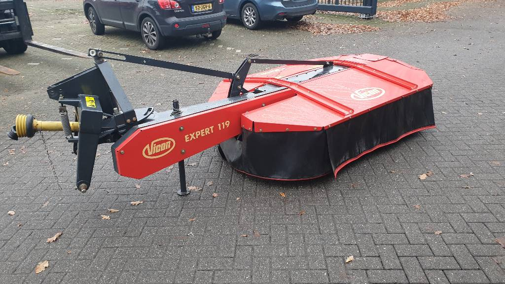 Vicon EXPERT 119, Mowers, Agriculture