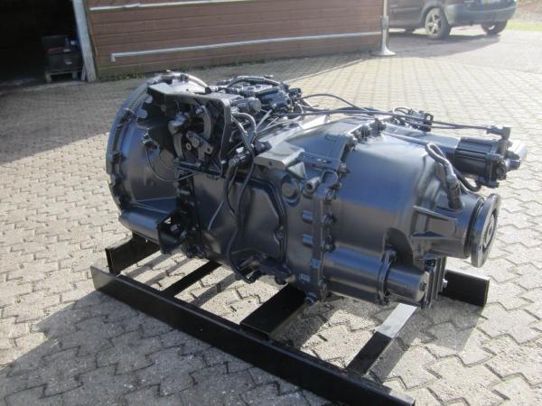 VOLVO VTO2514B, Gearkasser, Transport