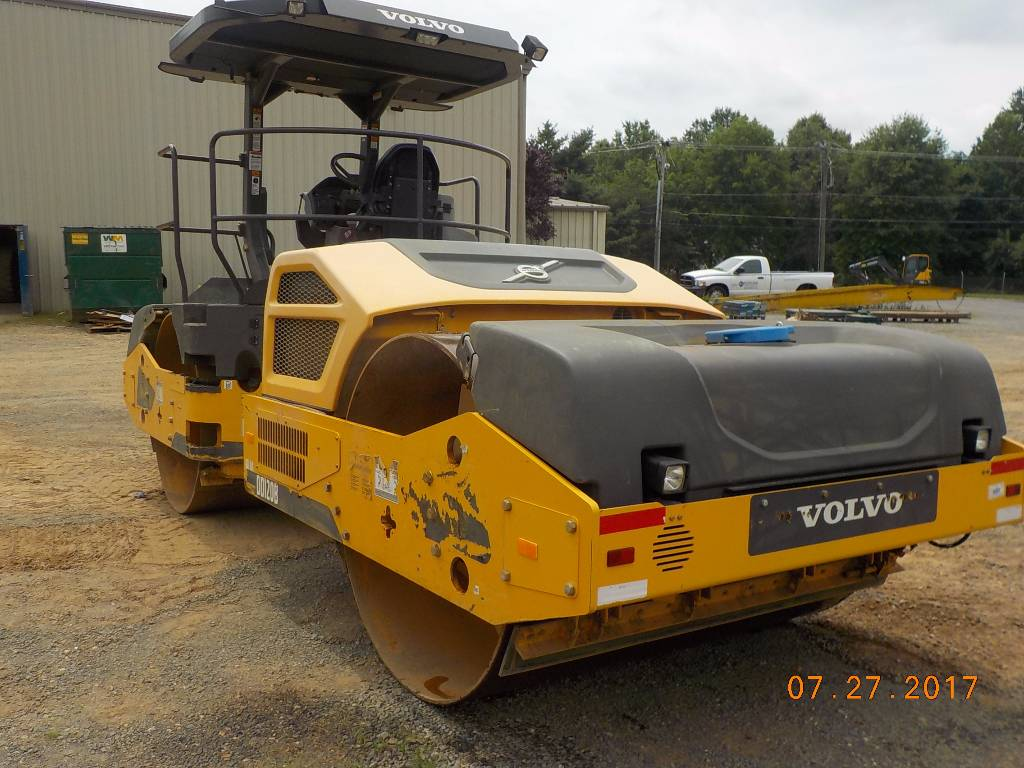 Volvo DD120B, Other rollers, Construction Equipment
