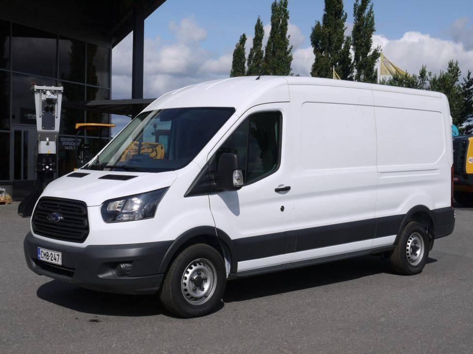 Ford Transit 350 T UUSI, Pakettiautot, Kuljetuskalusto