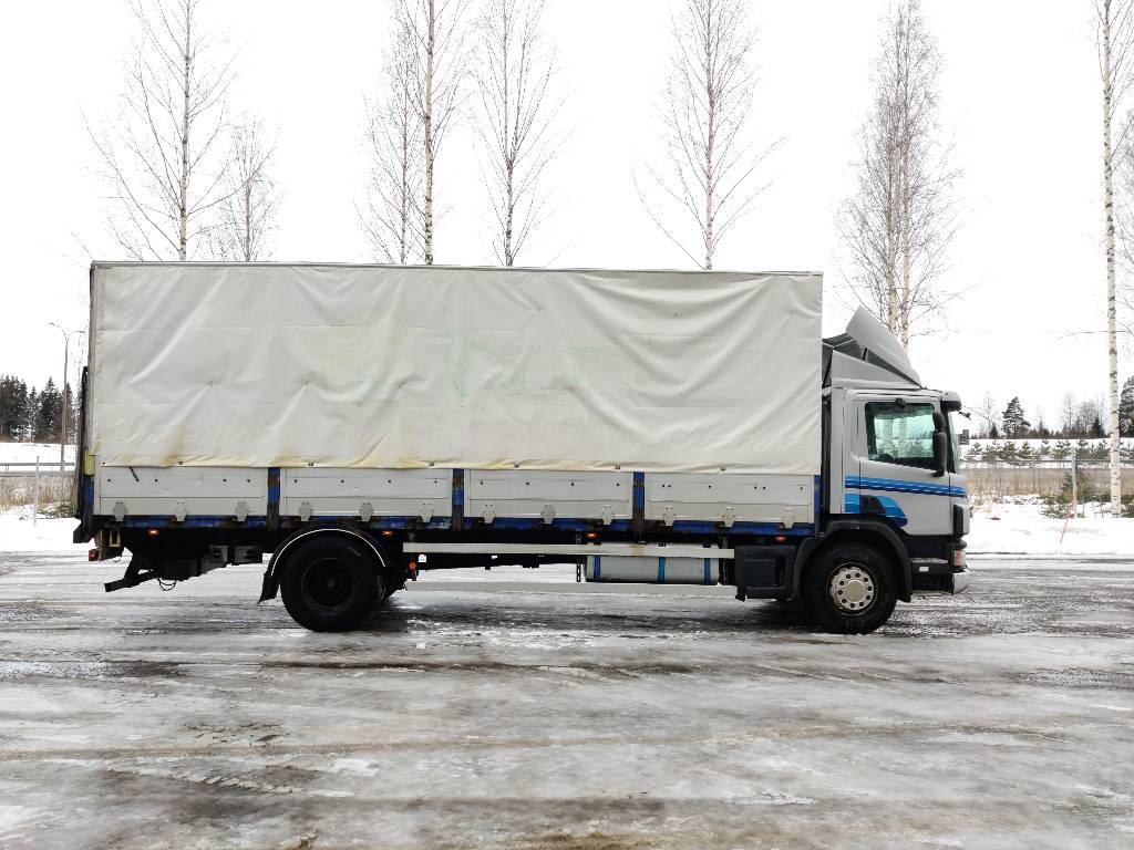 Scania 94 D 310, Umpikorikuorma-autot, Kuljetuskalusto