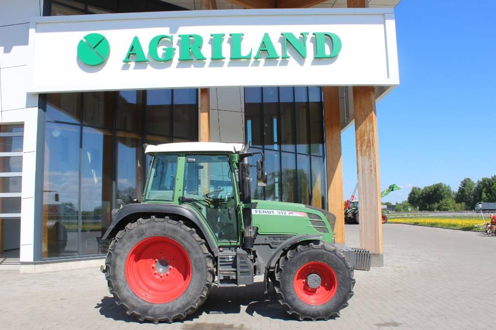 Fendt 312 Vario, Traktorid, Põllumajandus