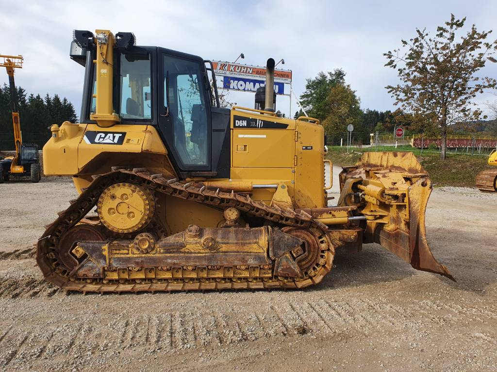 Caterpillar D 6 N XL, Crawler dozers, Construction Equipment
