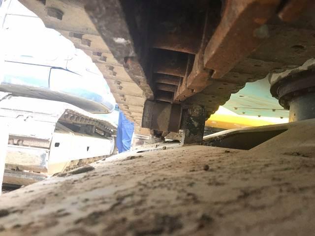 Kobelco SK135SR-1ES, Crawler excavators, Construction