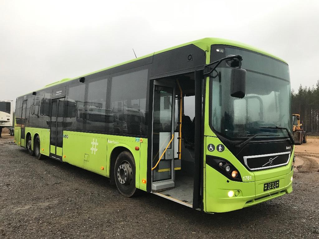 [Other] 2 pcs volvo 8900LE euro6 6x2, Linjebussar, Transportfordon