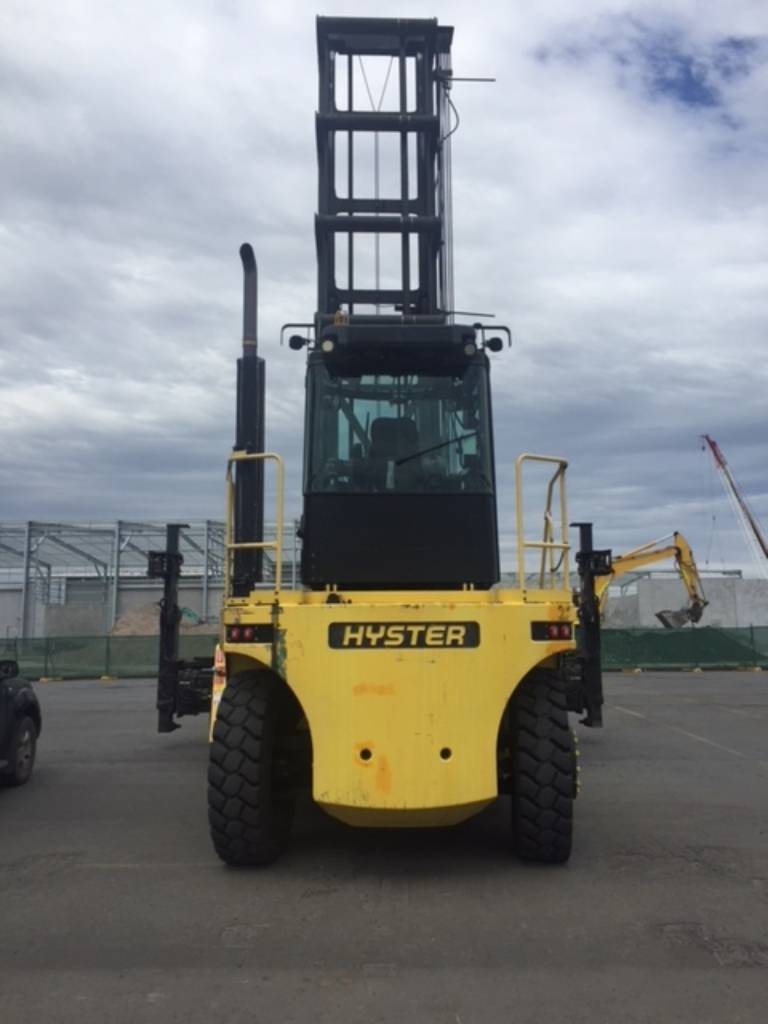 Hyster H23.00XM - 12EC, Container Handlers, Material Handling