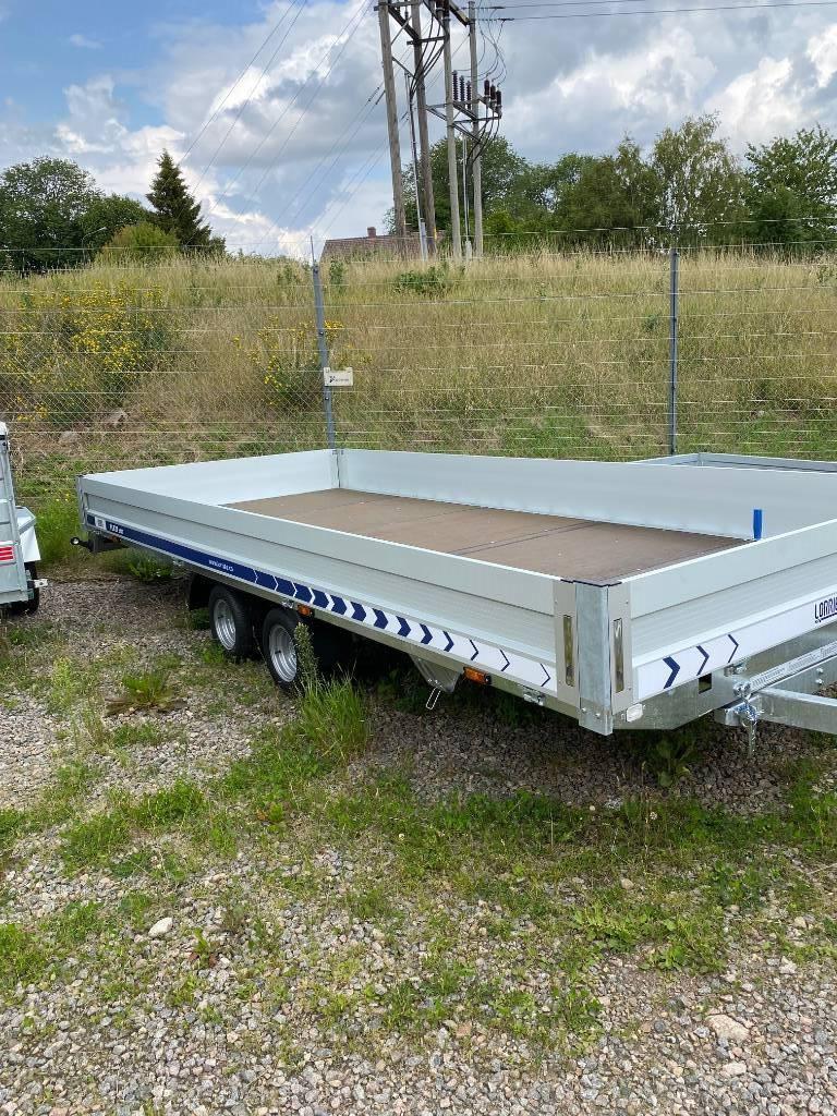 [Other] bilkärra Lorries plb5021, Personbilssläp, Transportfordon