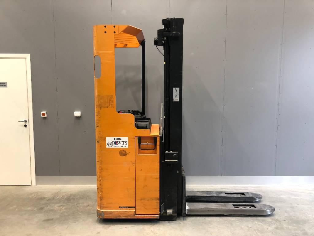 BT SSE 160, Staplare, Materialhantering