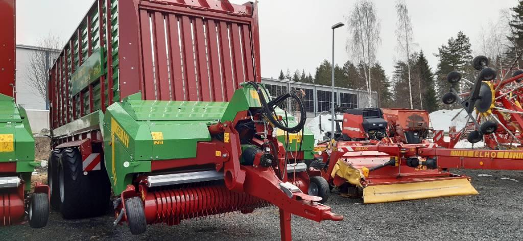 Strautmann Giga-Vitesse CFS 4402 noukinvaunu, Keräävät noukinvaunut ja silppurivaunut, Maatalous