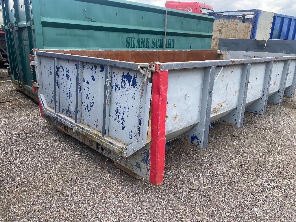 [Other] Lastväxlarflak Schaktflak, Tillbehör för lasthantering, Transportfordon