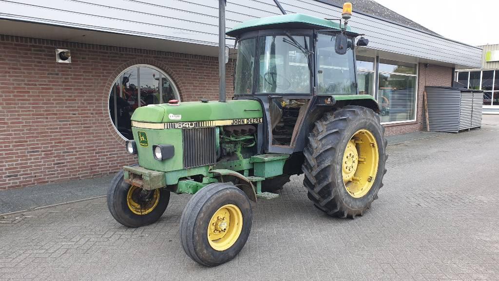 John Deere 1640, Tractors, Agriculture