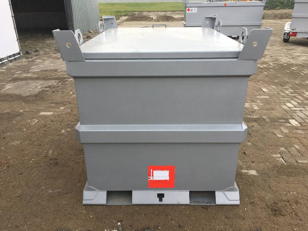 [Other] New Diesel Fuel Tank 995 Liter - DPX-31021, Anders, Bouw
