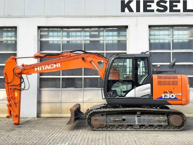 Hitachi ZX 130-6, Crawler Excavators, Construction Equipment