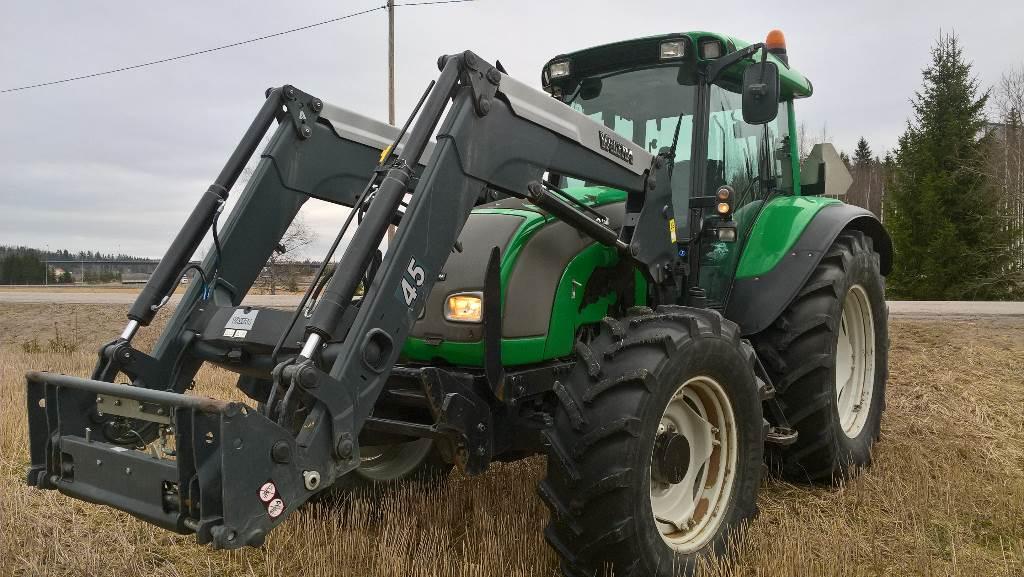 Valtra C 150, Traktorit, Maatalouskoneet