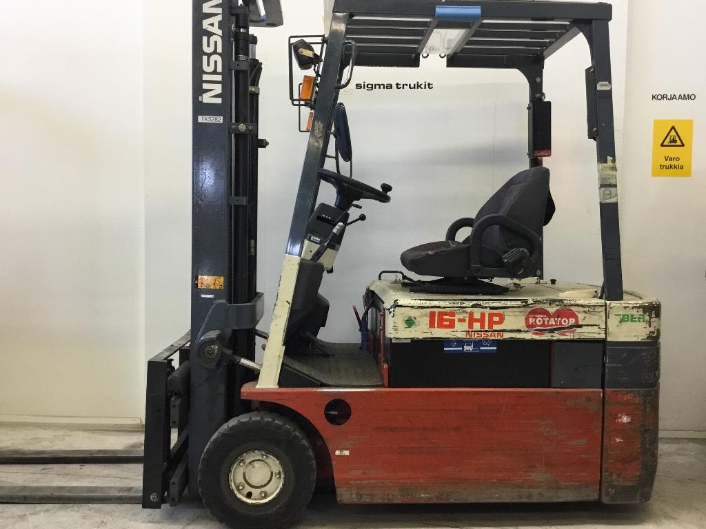 Nissan 6N01L16U, Sähkötrukit, Materiaalinkäsittely