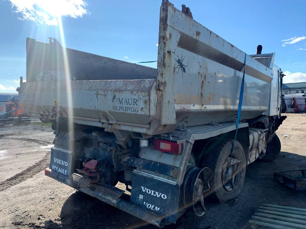 Volvo FMX 540 For Parts, Transport chassis and suspension, Trucks and Trailers