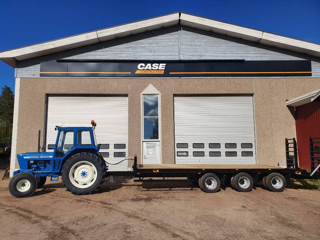NC 22tn traktorilavetti, Muut perävaunut, Maatalous