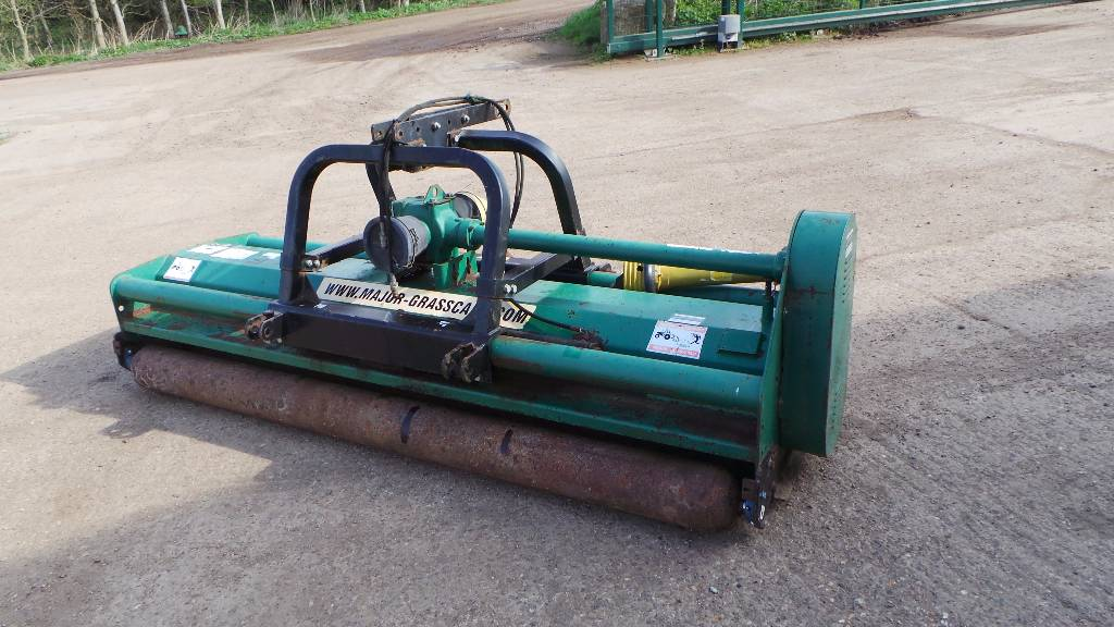Major MT26-280 2.76m Flail, Mowers, Agriculture