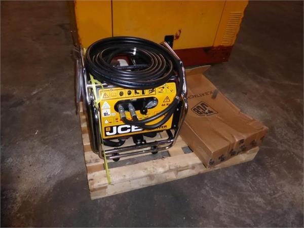JCB Beaver powerpack, Surface drill rigs, Construction