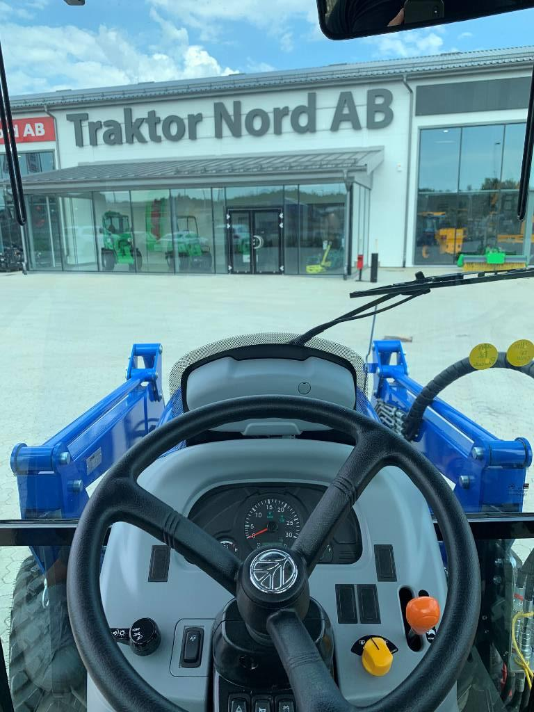 New Holland Boomer 50, Traktorer, Lantbruk