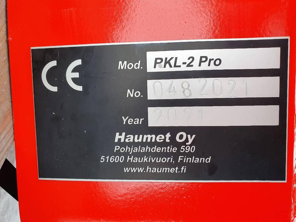 [Other] Haumet PKL-2 Pro paalinkantolaite 3-piste, Paalinkäsittelykoneet, Maatalous