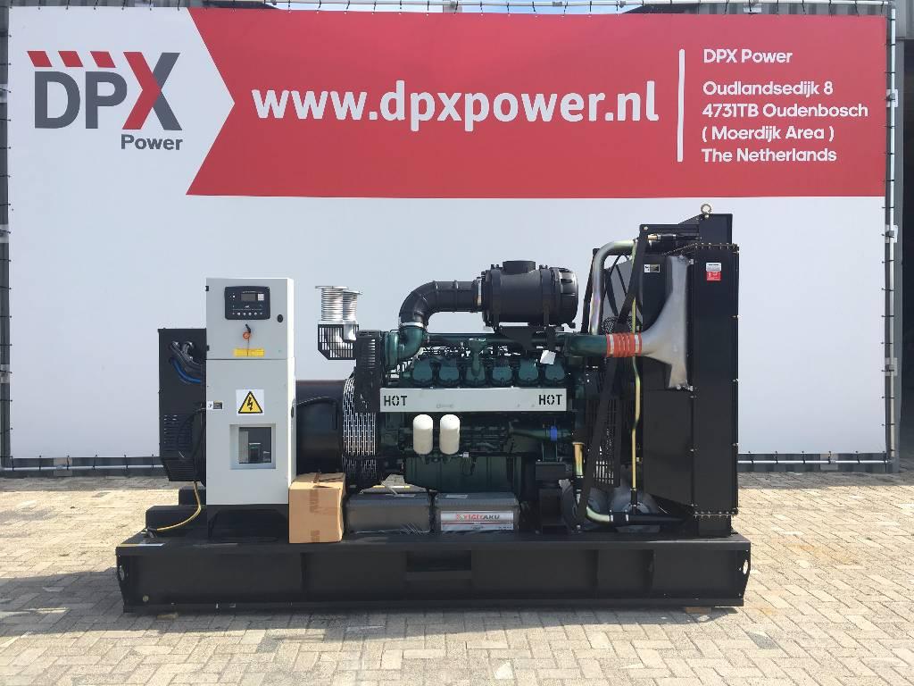 Doosan DP222LC - 825 kVA - DPX-15565-O, Diesel generatoren, Bouw