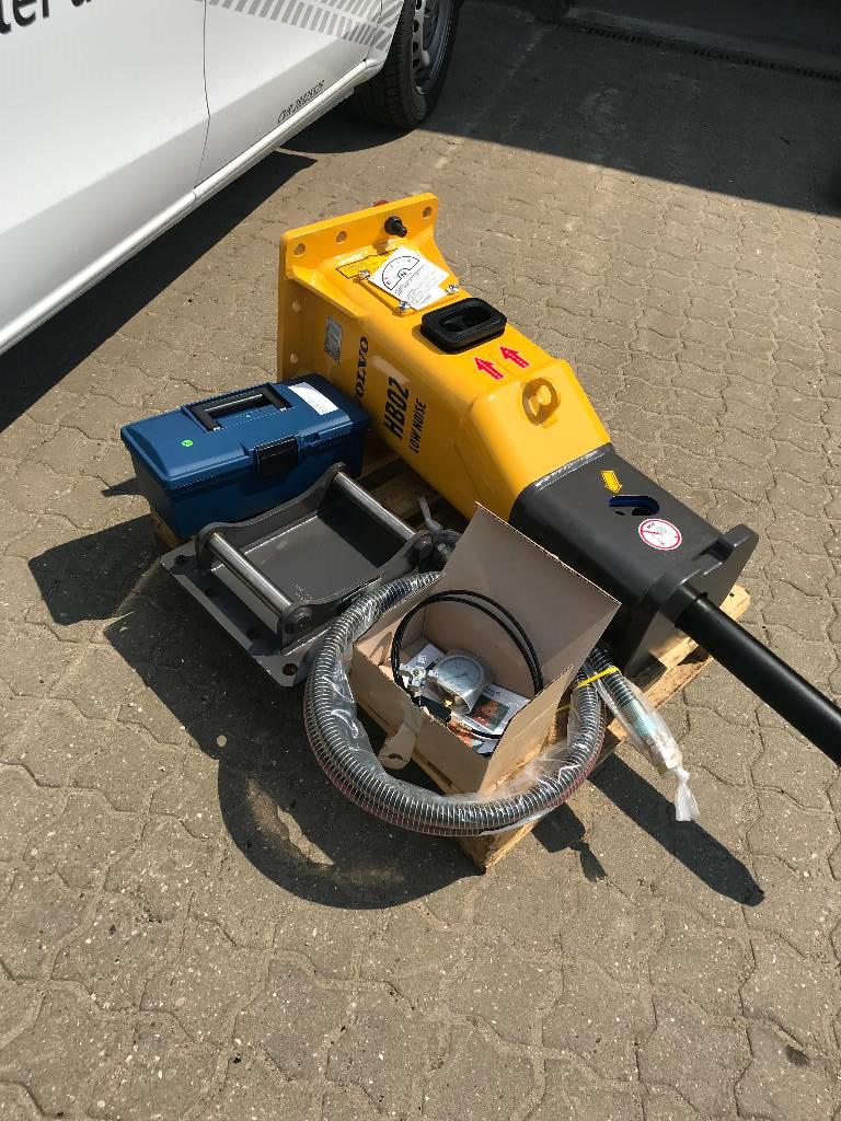 Volvo HB02 - KAMPAGNE, Hydraulik / Trykluft hammere, Entreprenør
