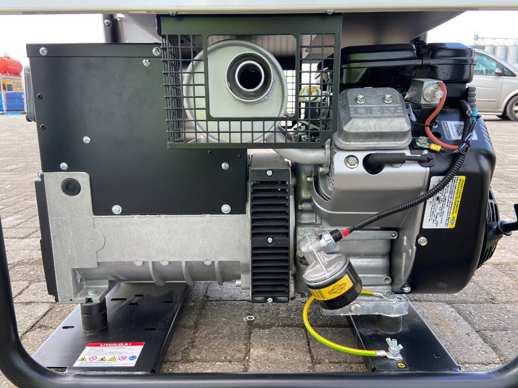 Vanguard 3564 - 13 kVA - Stage V - Generator - DPX-17972, Benzine generatoren, Bouw