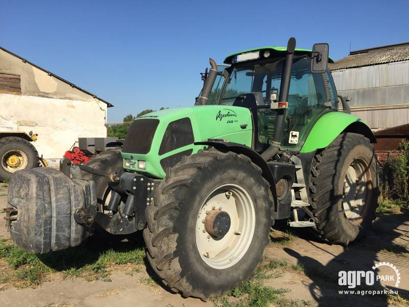 Deutz Fahr Agrotron 260 MK3 with 10.626 hours, Tractor