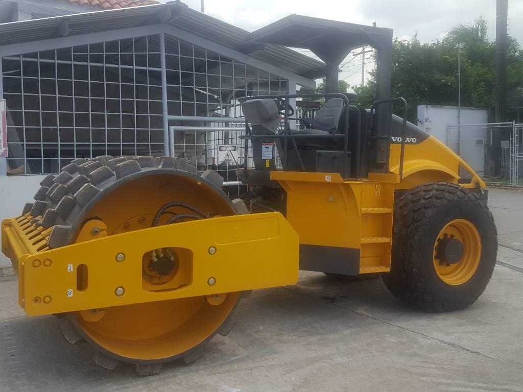 Volvo SD110, Soil Compactors, Construction Equipment