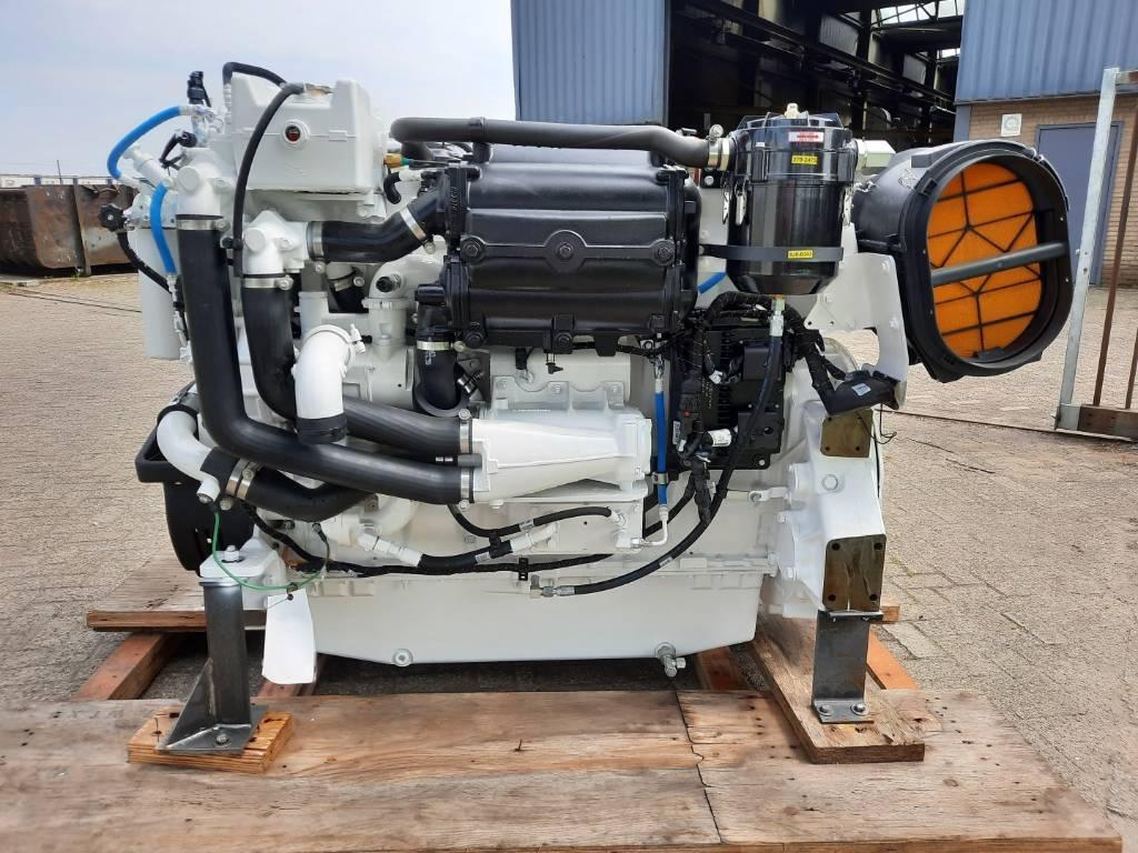 Unused - Caterpillar C18 - Marine Aux. - 492kW - GEX, Marine auxiliary engines, Construction