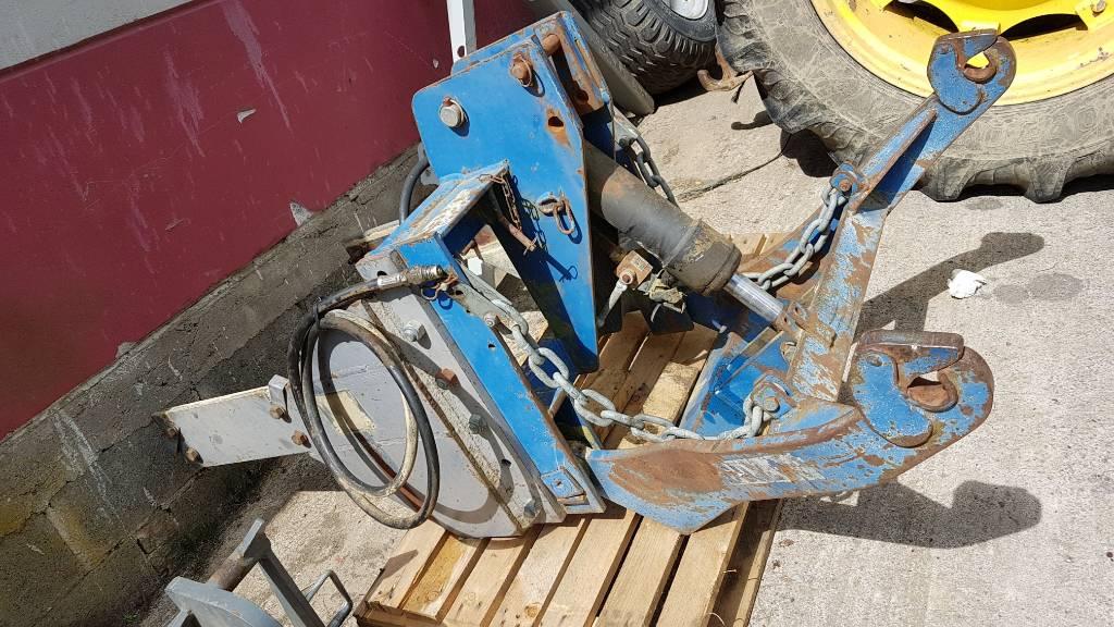 Fendt 600 Serie, Autres équipements pour tracteur, Agricole