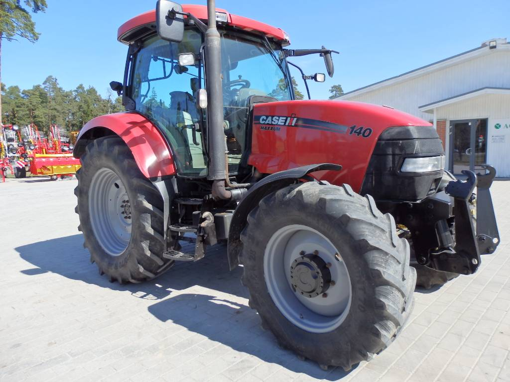 Case IH Maxxum 140, Traktorid, Põllumajandus