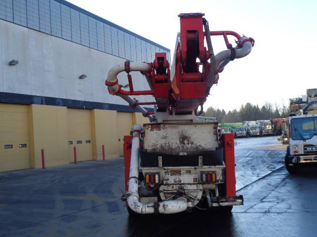 Schwing 2525H-5/S42SX, Boom Pumps, Construction Equipment