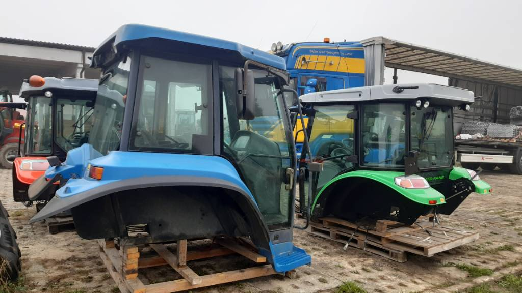 [Other] Kabina  New Holland 8930, Traktory, Maszyny rolnicze