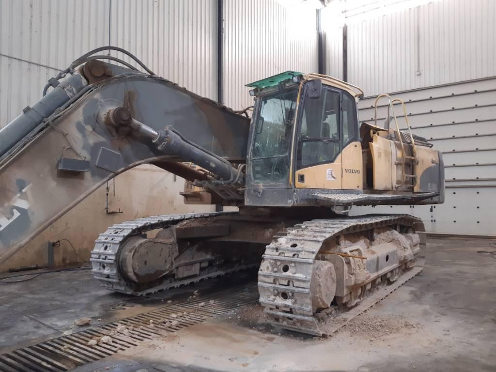 Volvo EC 700 C L, Crawler Excavators, Construction Equipment