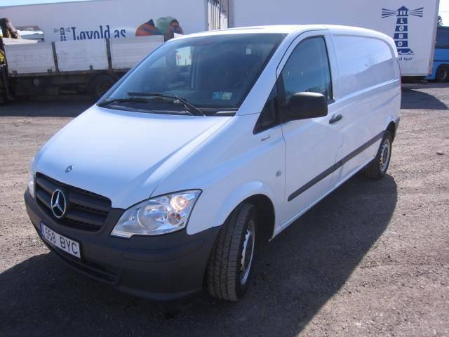 Mercedes-Benz Vito 113 CDI, Kaubikud, Transport