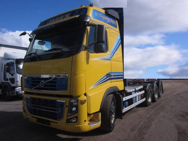 Volvo FH16 750, Cab & Chassis Trucks, Trucks and Trailers