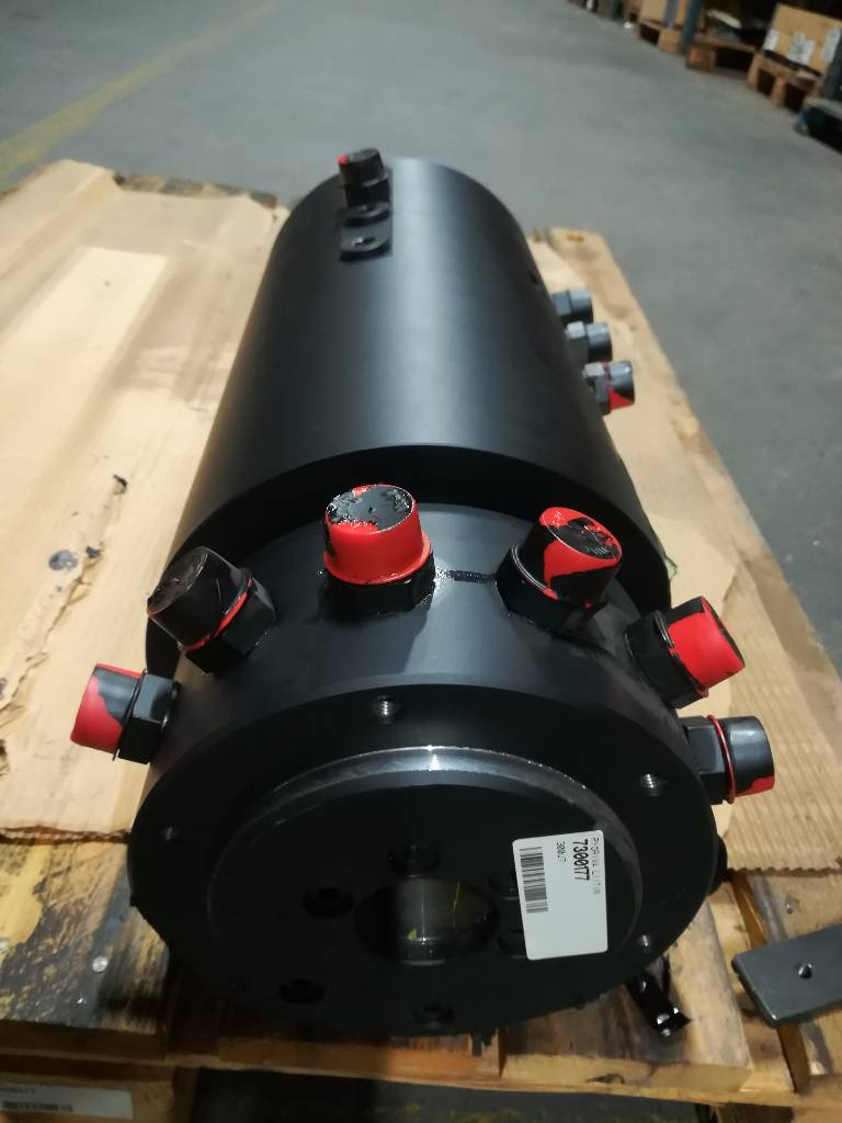 Lännen M314,M316,M318, Hydraulics, Construction